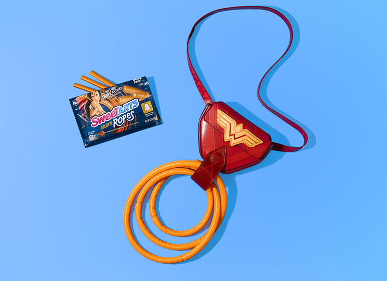 SweeTARTS Celebrates Wonder Woman 1984