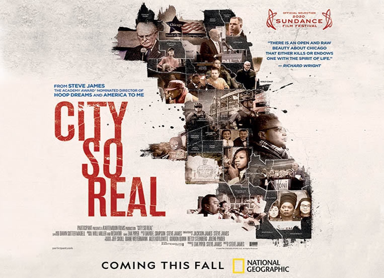National Geographic acquires Kartemquinn's City so Real