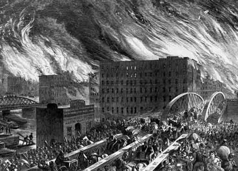 'The Great Chicago Fire' to air on WTTW