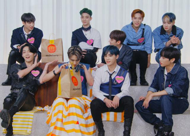 McDonald's serves up K-Pop fans as KCON:TACT sponsor