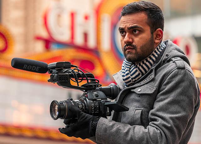 Camera Ambassador Grant winner Raju faces challenges