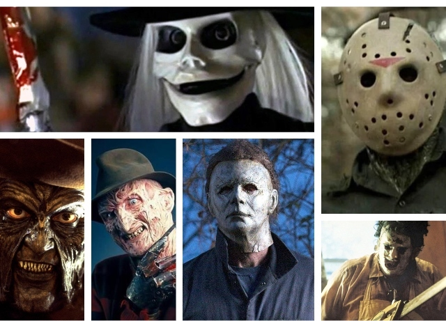 Which horror franchise is most popular in Illinois?