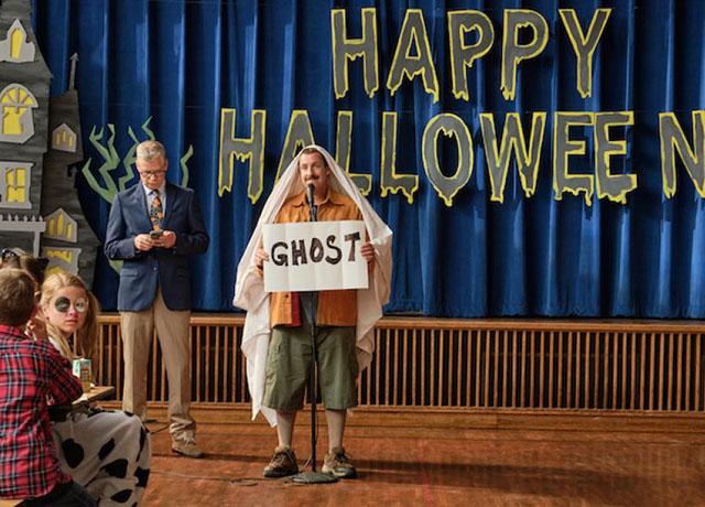 Seamus Tierney talks tricks & treats of Hubie Halloween