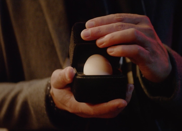 Eggs are the holiday gift they are cracked up to be