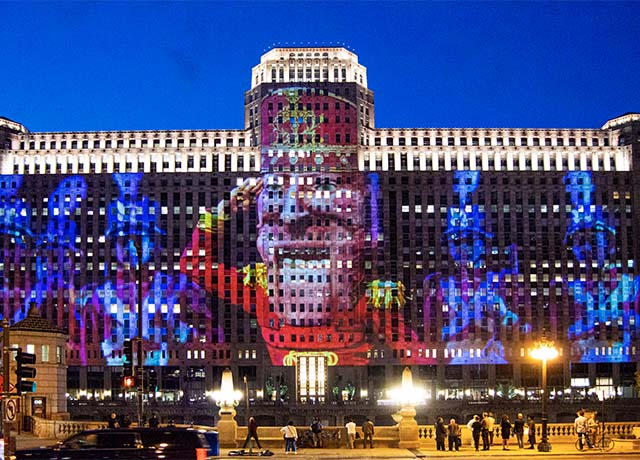 Art on theMART resumes with all new program