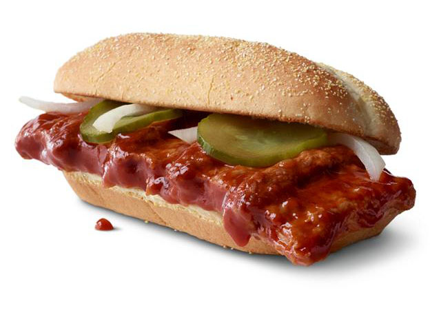 McDonald's is giving away 10,000 McRib sandwiches