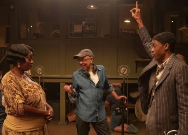 REVIEW: Boseman, Davis make 'Ma Rainey's' a must-see