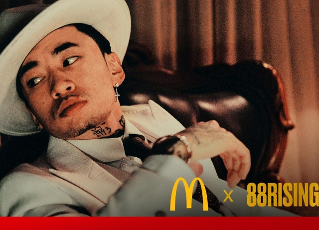 McDonald's preps Lunar New Year with 88rising