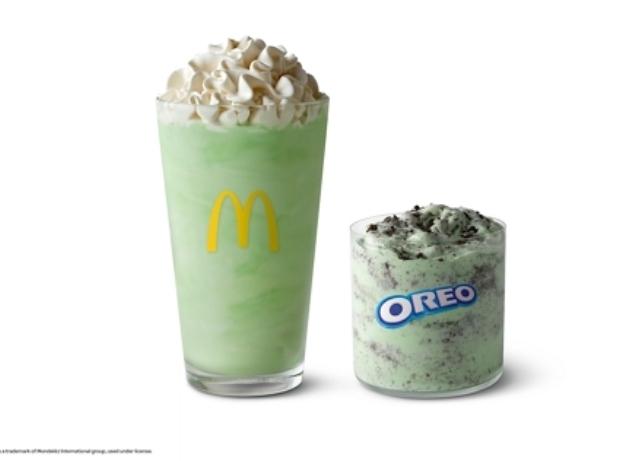 McDonald's shakes things up with the Shamrock Season