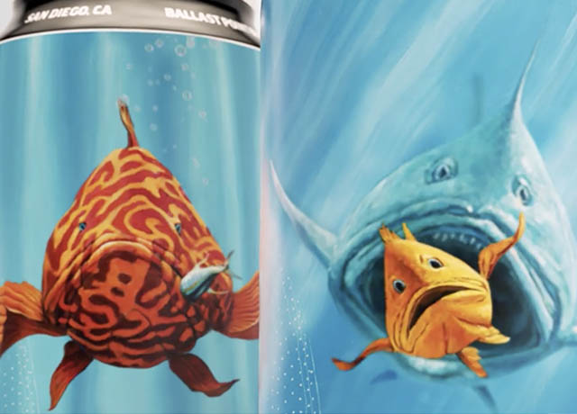 Ballast Point announces: Big Gus and Wee Gus