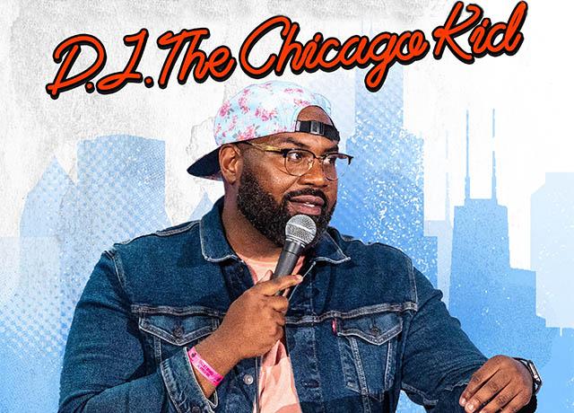 Dave Helem: D.J. The Chicago Kid