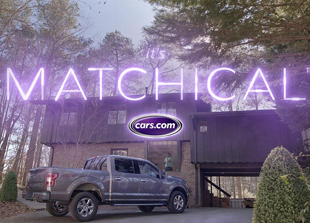OKRP launches 'It's Matchical' campaign for Cars.com
