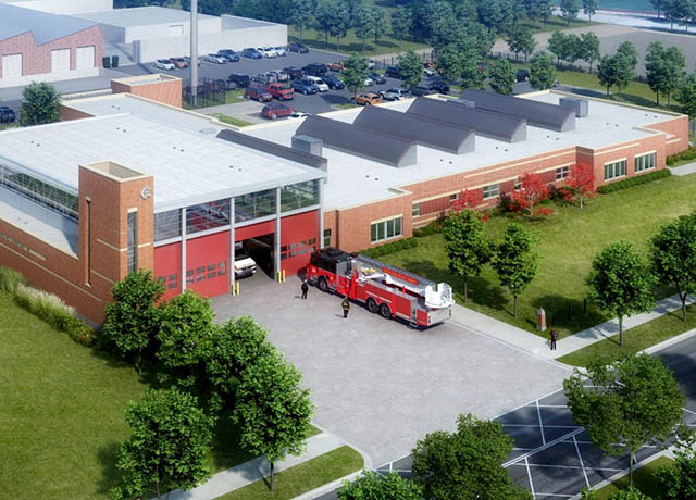 Chicago's newest largest firehouse is open for operations