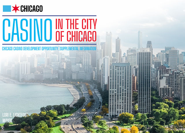 Chicago makes plans to welcome a new casino resort