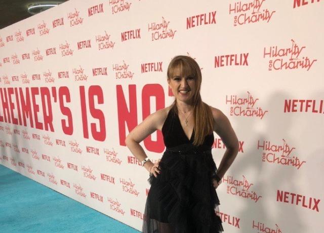 Chicago actress puts faith into Alzheimer's fundraiser