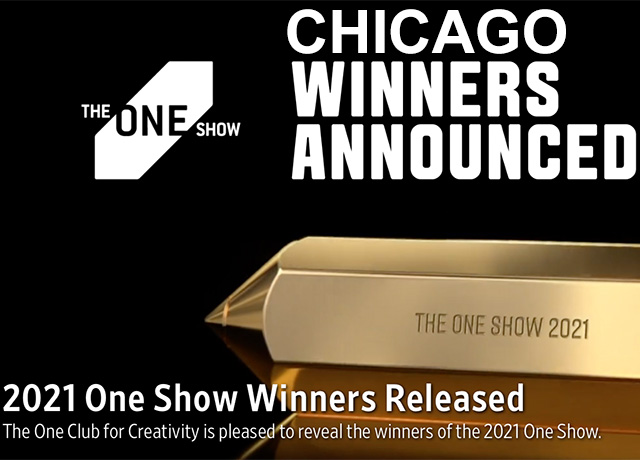 One Show: FCB Chicago wins eight Gold Pencils