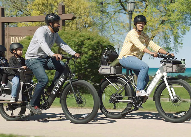 Radio Flyer launches first ever adult scooters & e-bikes