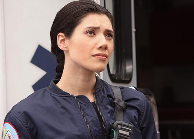 Hanako Greensmith returns as Chicago Fire series regular