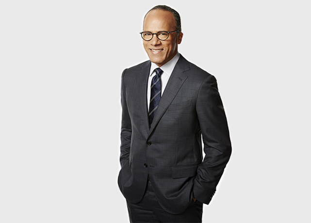 Lester Holt to be inducted into Broadcasting Hall of Fame