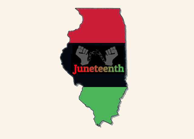 Juneteenth declared official state holiday in Illinois
