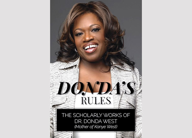 Kanye's mother, Donda West,  is celebrated in new book