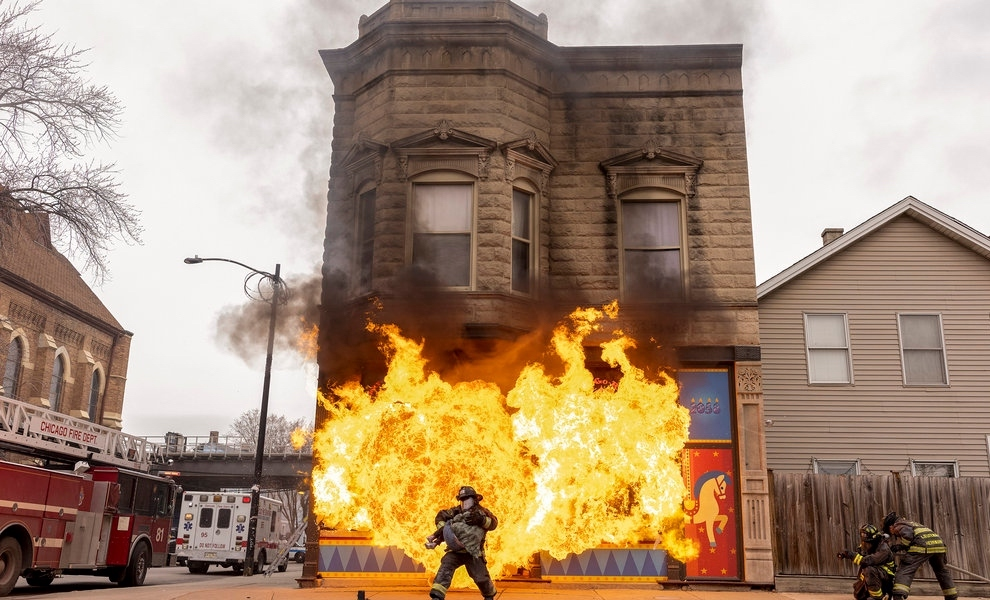 Wolf Entertainment wants to name a Chicago Fire character after you