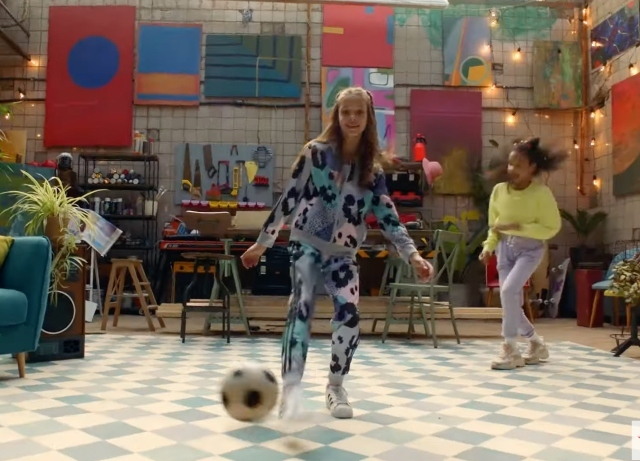 Framestore: Anh Vu goes back to school with Macy's