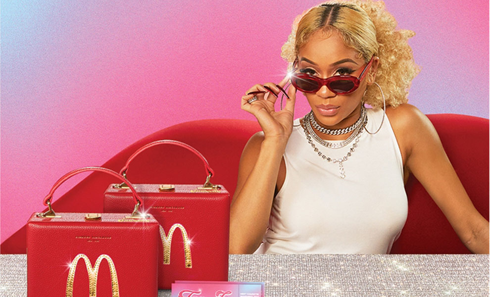 The Saweetie Meal is arriving at McDonald's nationwide