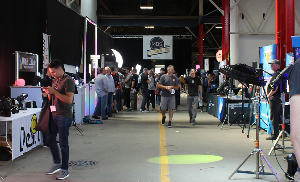 See you at Filmscape 2021 on Cinespace lot this weekend