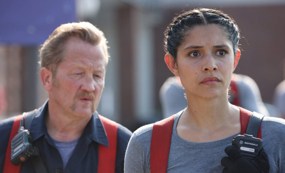 Sneak peek photos of Chicago Fire season premiere titled 'Mayday'