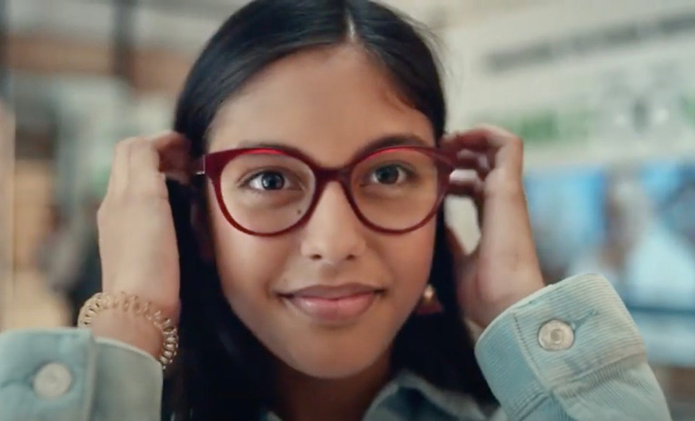 'Maya' continues Pearle Vision's strategy to showcase Small Moments