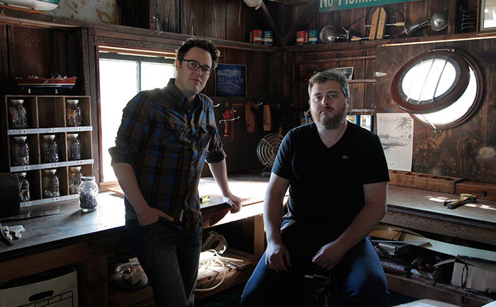 Second Generation takes the creative helm at Laughlin Constable