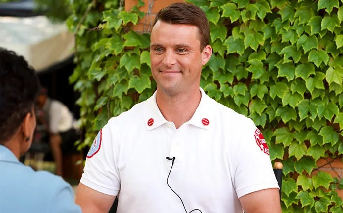 Chicago Fire:  this week's pics and promo 'Headcount'