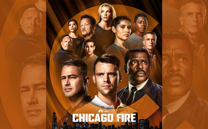 Chicago Fire official cast photos for Season 10