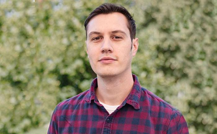 Optimus Promotes Zach Scheitlin to Audio Engineer