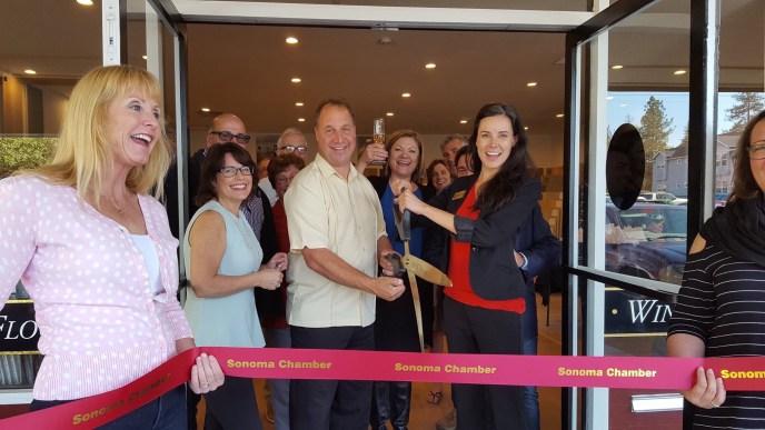 Opening of Sonoma Floor Gallery