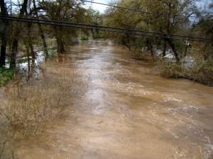 Dry Creek at Geer Road
