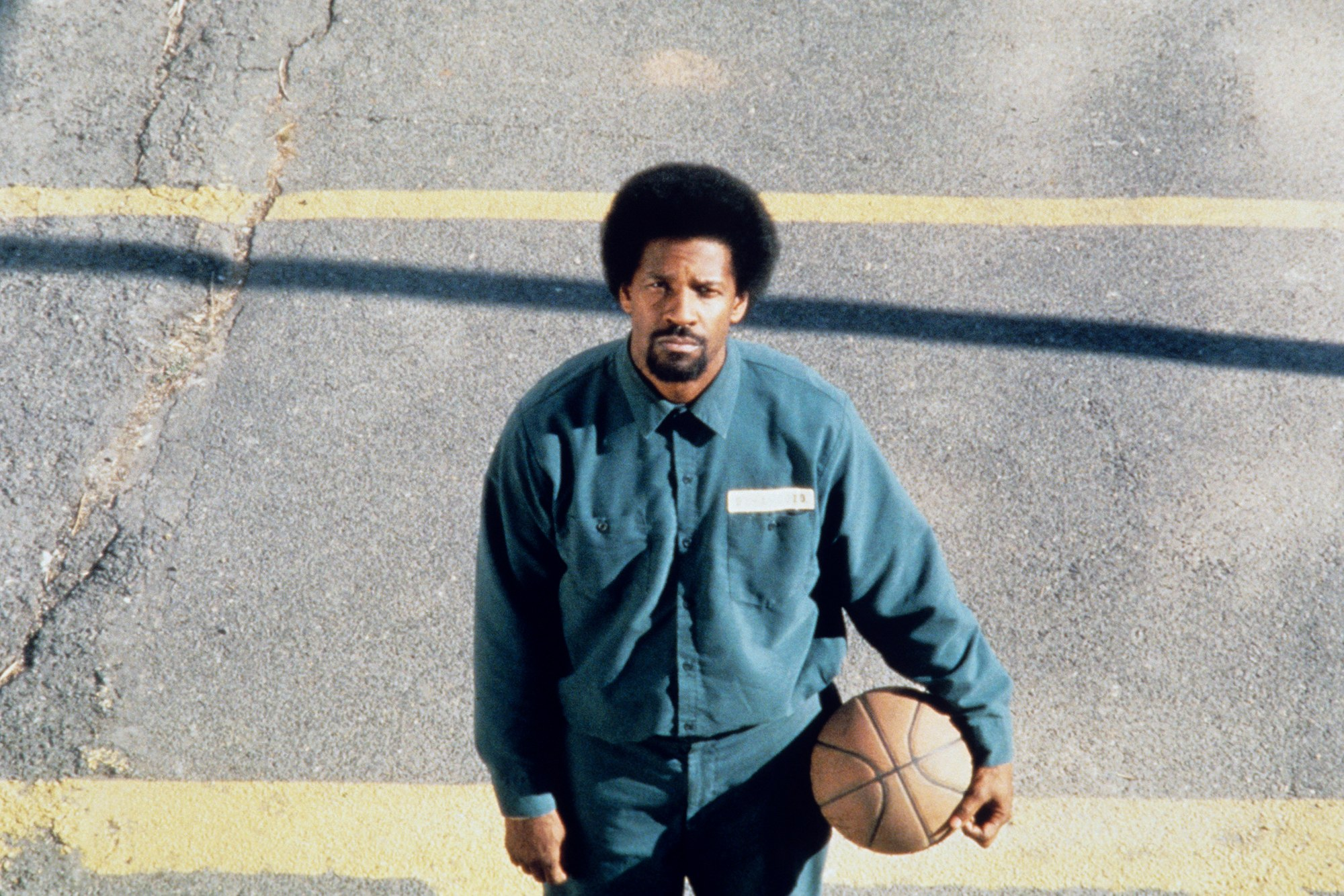 "Denzel Washington in Spike Lee's ""He Got Game"""