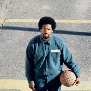 """Denzel Washington in Spike Lee's """"He Got Game"""""""