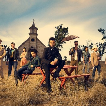 Comic Book Adaptation Preacher