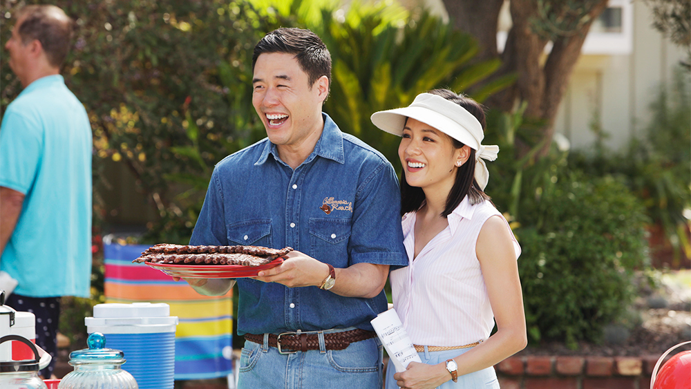 """ABC's Comedy """"Fresh off the Boat"""" From 20th Century Fox Television."""