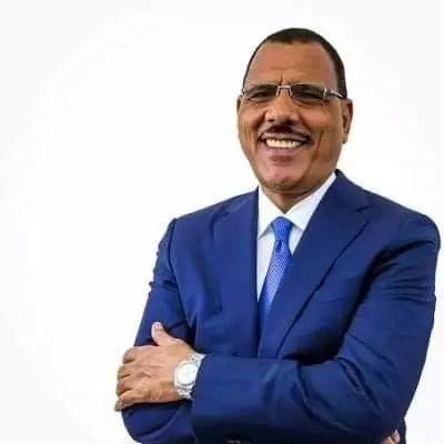 Présidentielle au Niger : 55,75% des voix pour Mohamed Bazoum, l'opposition conteste