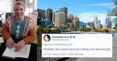 Feminists ønske om flere coronadræbte mænd får ingen konsekvenser