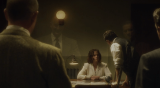 Agent Carter Interrogation