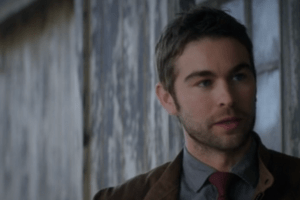 Chace Crawford Blood and Oil