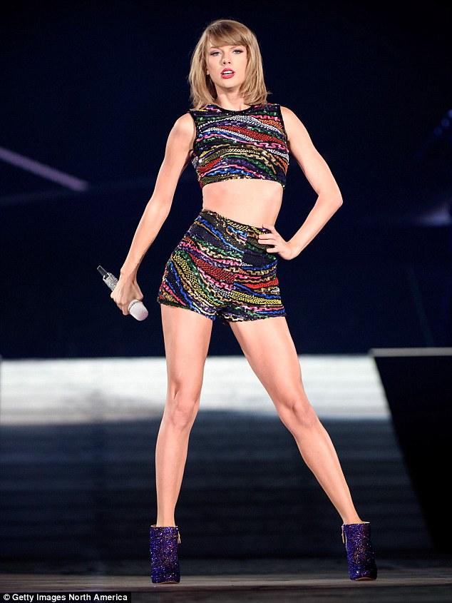 Taylor Swift Vogue Australia