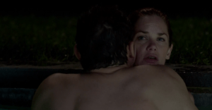 The Affair Pool Scene Alison and Noah