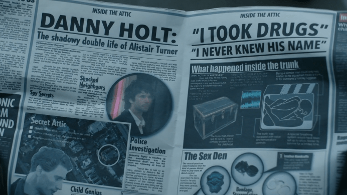 london spy newspaper