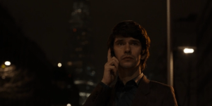 Actor Ben Whishaw London Spy