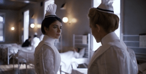 TV show The Knick Lucy Elkins